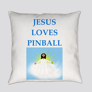 pinball Everyday Pillow