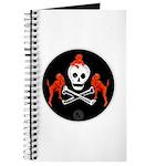 Skull with Devils Journal