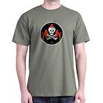 Skull with Devils Dark T-Shirt
