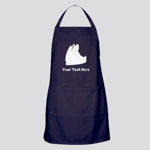 Pig Roast Apron (dark)