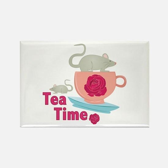 Tea Time Magnets