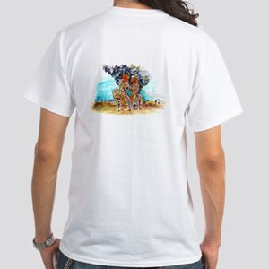 Burning Man Men's T-Shirt