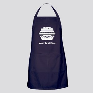 Cheeseburger Apron (dark)