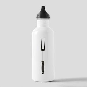 Grilling Fork Water Bottle
