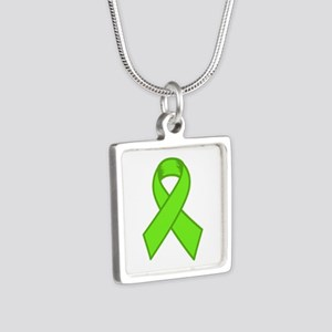 Lymphoma Ribbon Necklaces