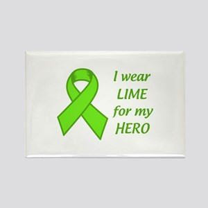 Wear Lime For My Hero Magnets