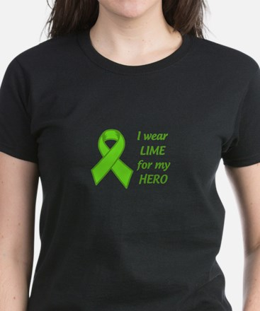 Wear Lime For My Hero T-Shirt
