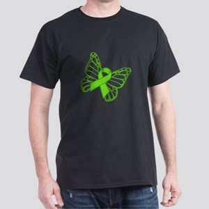 Lymphoma Butterfly T-Shirt