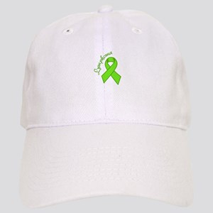 Lymphoma Awareness Baseball Cap