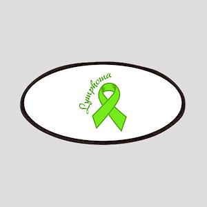 Lymphoma Awareness Patch