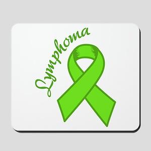 Lymphoma Awareness Mousepad