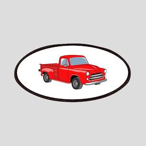 Classic Pickup Truck Patch