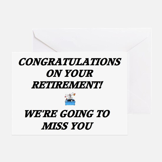 Retirement... Greeting Card