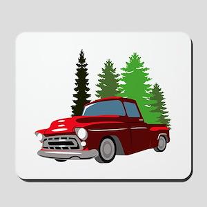 Vintage Truck Mousepad