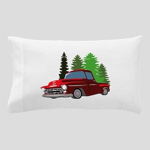 Vintage Truck Pillow Case