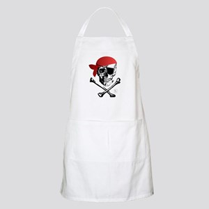 Pirate Skull & Crossbones BBQ Apron