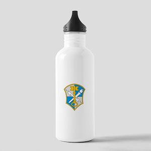 US Military Intelligence Water Bottle