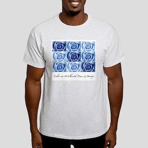 blue roses Light T-Shirt