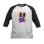 Pirate Booty Kids Baseball Jersey