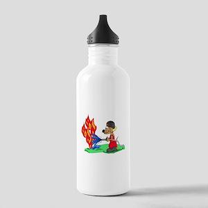 fireman Stainless Water Bottle 1.0L