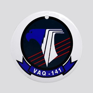 VAQ 141 Shadowhawks Ornament (Round)