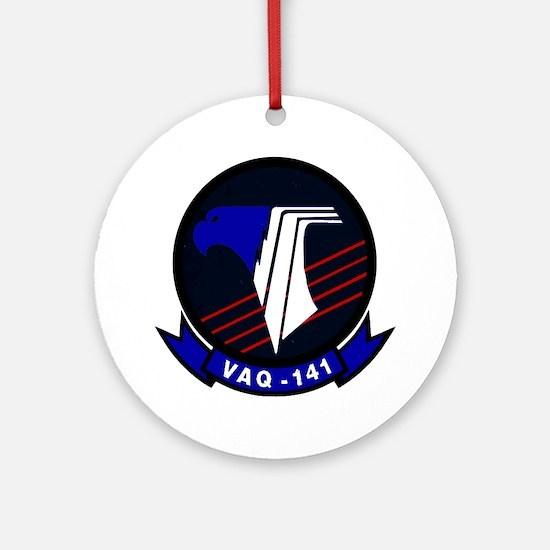 VAQ 141 Shadowhawks Ornament (Round)