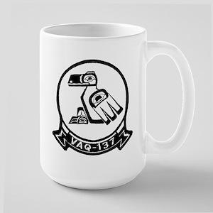VAQ 137 Rooks Large Mug