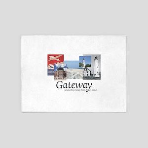 ABH Gateway NRA 5'x7'Area Rug