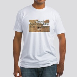 Anthro Voyeur Fitted T-Shirt