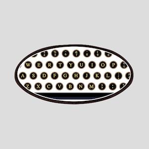 Typewriter Key Layout Patch