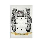 Villegas Rectangle Magnet (100 pack)