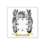 Villegas Square Sticker 3