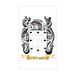 Villegas Sticker (Rectangle)