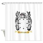 Villegas Shower Curtain