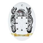 Villegas Oval Ornament