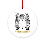 Villegas Round Ornament