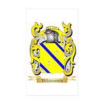 Villavicencio Sticker (Rectangle 50 pk)