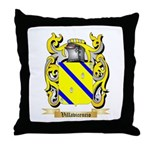 Villavicencio Throw Pillow