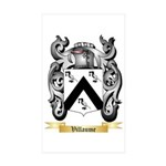 Villaume Sticker (Rectangle 10 pk)