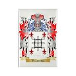 Villarreal Rectangle Magnet (10 pack)