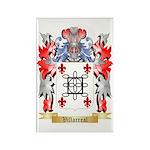 Villarreal Rectangle Magnet (100 pack)