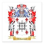 Villarreal Square Car Magnet 3