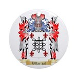 Villarreal Round Ornament