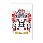 Villareal 20x12 Wall Decal