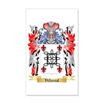 Villareal 35x21 Wall Decal