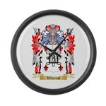 Villareal Large Wall Clock