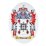 Villareal Oval Ornament