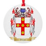 Villar Round Ornament