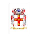 Villar Sticker (Rectangle)