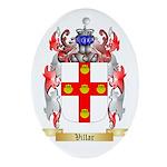 Villar Oval Ornament